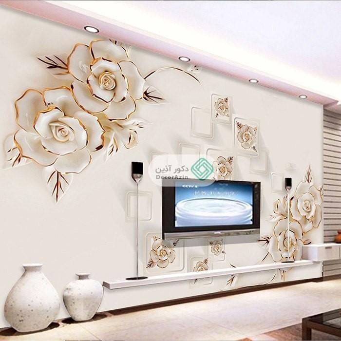 با کاغذ دیواری و پوستر دیواری منزلتان را نونوار کنید!