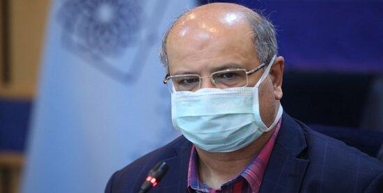 زالی: تهران همچنان در تب و تاب اپیدمی کرونا