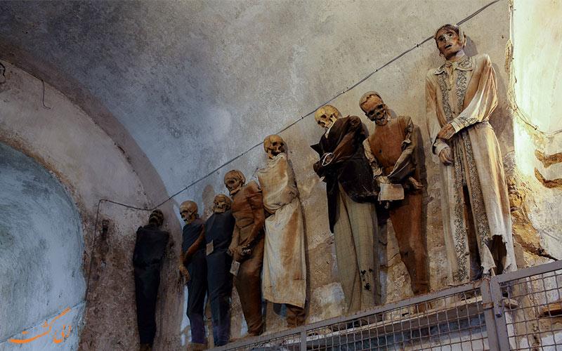 موزه دخمه مردگان