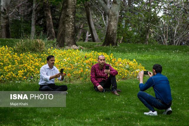 بوستانهای تهران