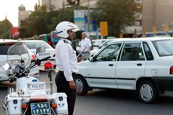ترافیک سنگین در ۱۱ بزرگراه تهران