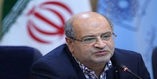 زالی: تهران به عنوان شهر آلوده به ویروس کرونا تلقی میشود