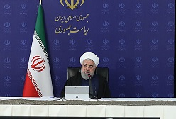 روحانی: با تدبیر نظام خواب آشفته ترامپ تعبیر نشد