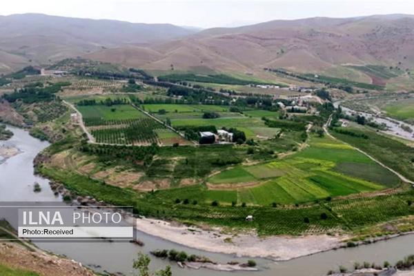 شناسایی روستاهای هدف گردشگری در کرمانشاه ۲۰۲۰