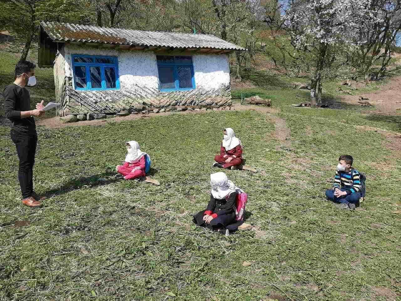 مدارس عشایر گیلان