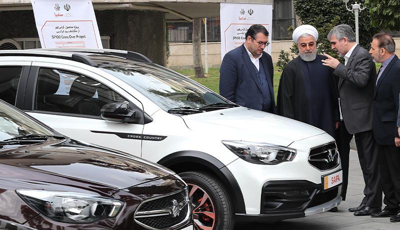 همه چیز درباره خودروی جدید بازار ایران در سال 99 / شاسی بلند جدید سایپا چه حرف هایی برای گفتن دارد؟ (+عکس و جزئیات)