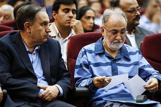 نجفی در دادگاه