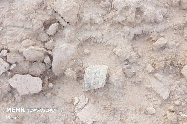 هجوم جدید حفاران به مناطق تاریخی شوش/ قربانی جدید: بیت مشحوت