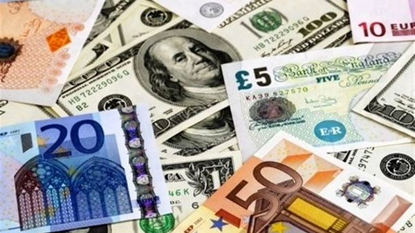 اعلام نرخ رسمی انواع ارز در صرافی بانک ها