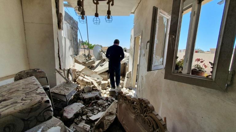 اوار در لیبی