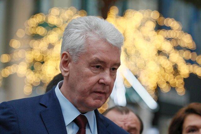 شهردار مسکو