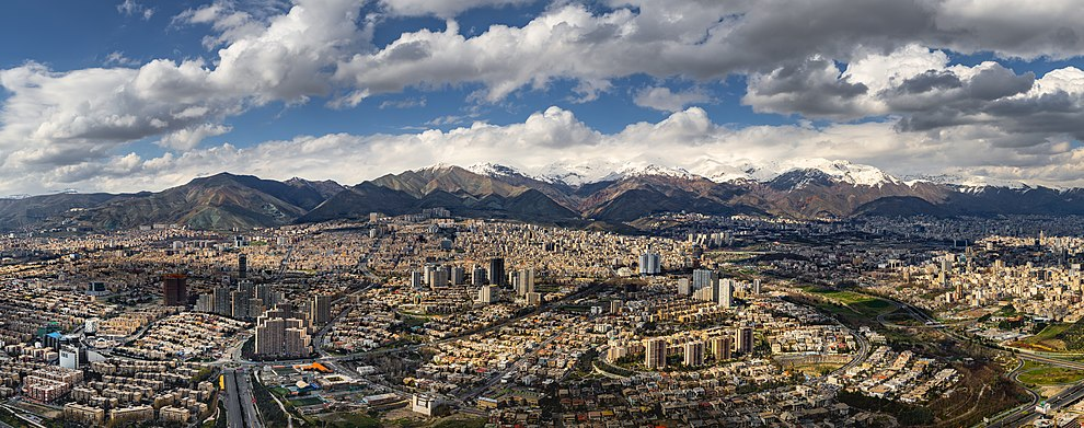 تهران اگر بلرزد