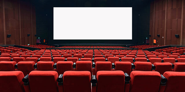 سالن سینمایی