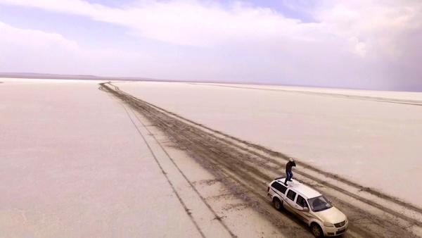 بزرگترین دریاچه نمک کشور به ثبت رسید