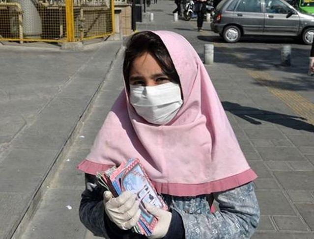 اوباش برای تصاحب درآمد کودک کار، با بنزین دختربچه را سوزاندند