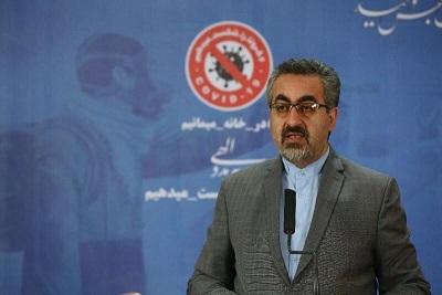 کرونا جان ۵۱ نفر دیگر را در ایران گرفت