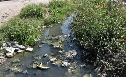تخلیه فاضلاب خانگی به رودخانهها در رامسر