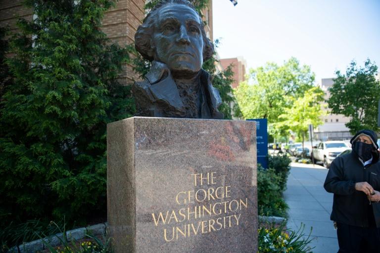 دانشگاه جورج تاون آمریکا