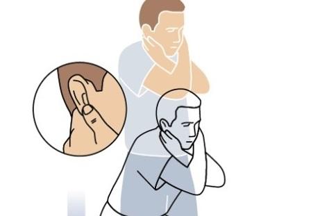 نرمه گوش ها به کمک مغز می آیند (روش تمرینی بسیار ساده)