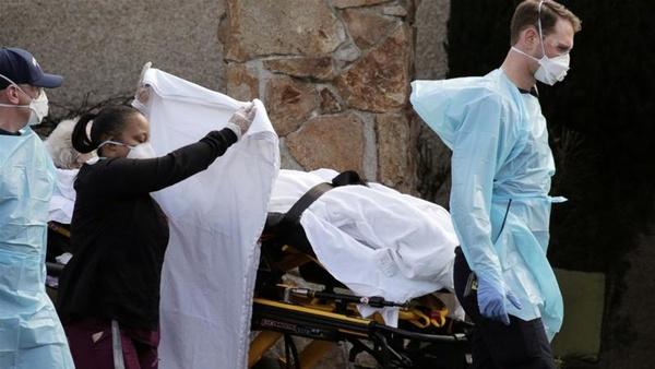 مرگ ۷۷۶ نفر دیگر در آمریکا بر اثر کرونا طی ۲۴ ساعت گذشته