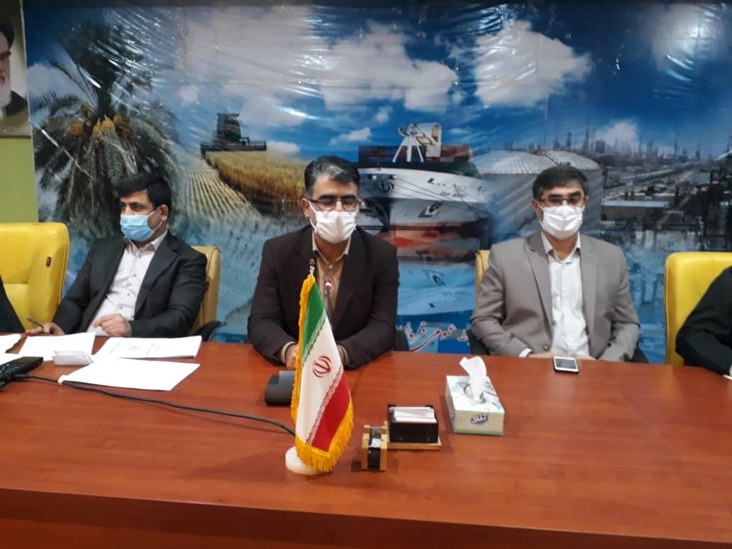 بندر ماهشهر در خوزستان قرنطینه میشود
