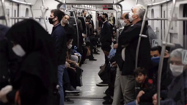 افزایش ۲۰۰ درصدی مسافران مترو نسبت به فروردین