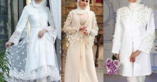 ست های لباس سفید (عکس)
