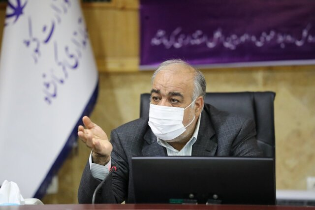 هشدار استاندار کرمانشاه: شرایط اپیدمی کرونا در استان بسیار نگران کننده است