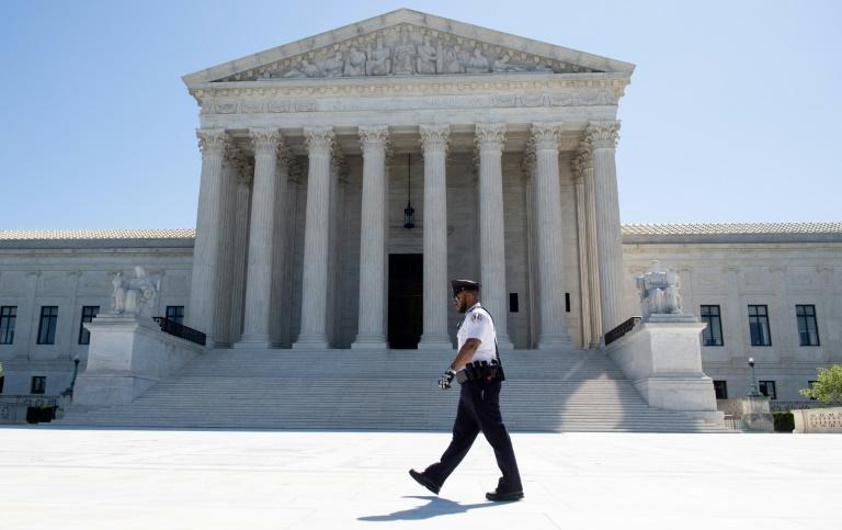 دادگاه عالی آمریکا