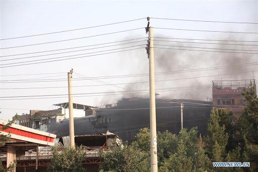 حمله انتحاری به بیمارستان پزشکان بدون مرز در کابل