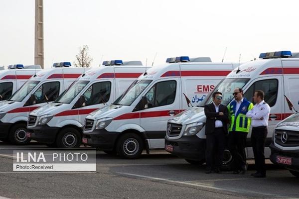ابتلای ۱۲ کارشناس و درگذشت یک نفر از کادر اورژانس آذربایجان شرقی به علت کرونا