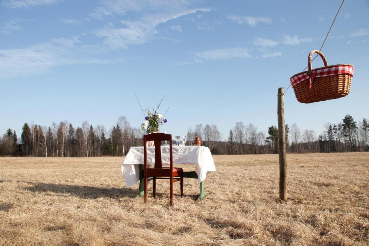 رستوران تک صندلی، ابتکار کرونا در سوئد
