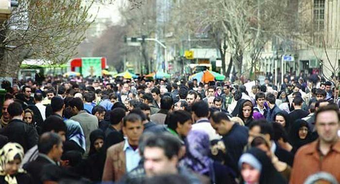 پیشبینی افزایش جمعیت ایران در سال ۱۴۳۰ به ۱۱۲ میلیون نفر