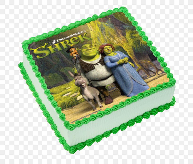 کیک تولد،شرک،فیونا