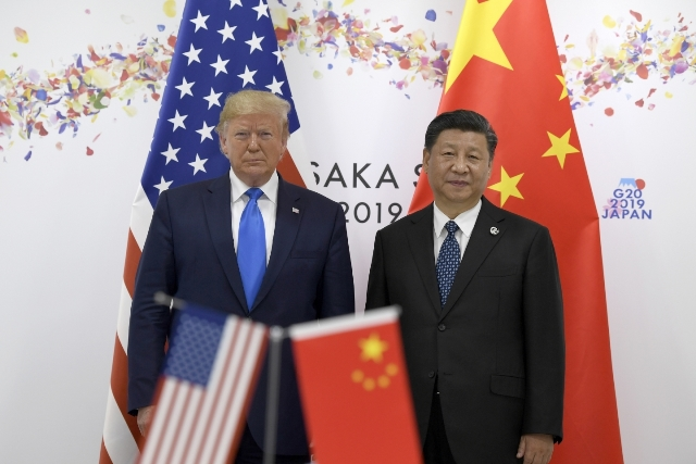 بازی انتخاباتی ترامپ با کارت چین