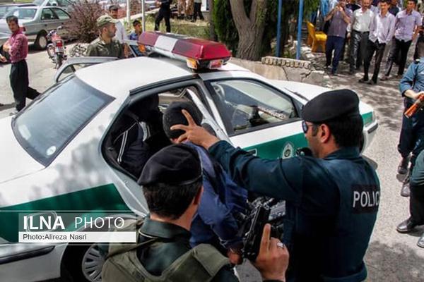 دستگیری سارقان مسلح شمشهای طلا در مشهد