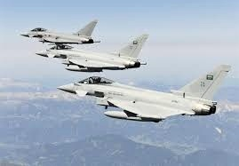 حمله جنگندههای ائتلاف سعودی به یمن