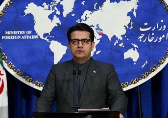 سخنگوی وزارت خارجه: وضعیت شهروندان ایرانی در یونان را پیگیری می کنیم