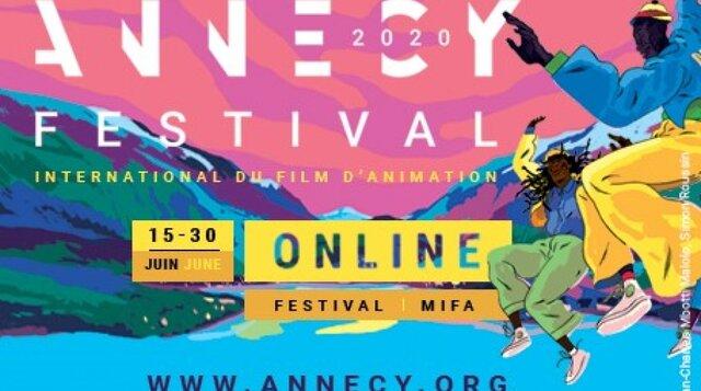 رقابت آنلاین ۲۰ اثر در مهمترین جشنواره سینمایی انیمیشن