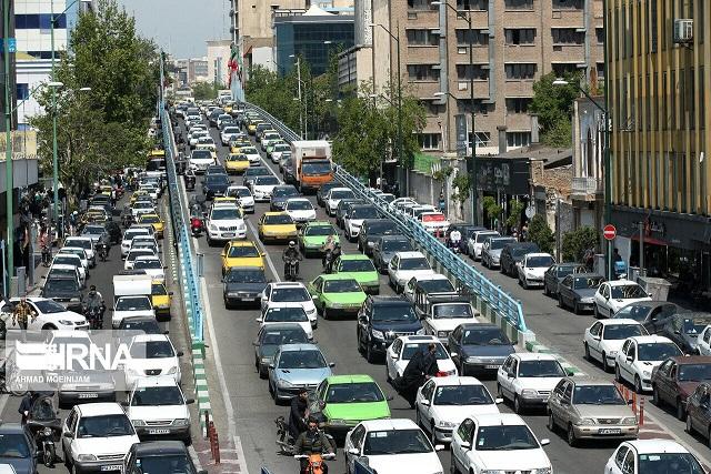 فروش روزانه بیش از یک میلیارد تومان طرح ترافیک در تهران
