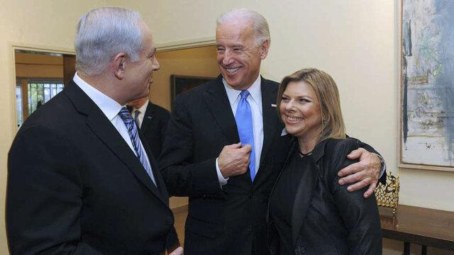 بایدنو نتانیاهو