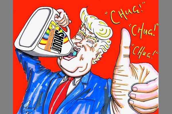 نقاشی جیم کری 2