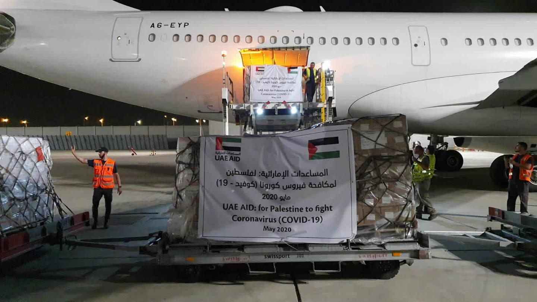 اولین پرواز امارات - اسرائیل