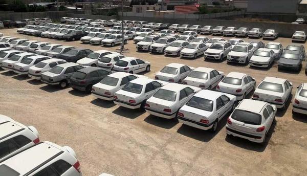 کشف انبار ۳۸۰ میلیاردی احتکار خودرو در استان فارس