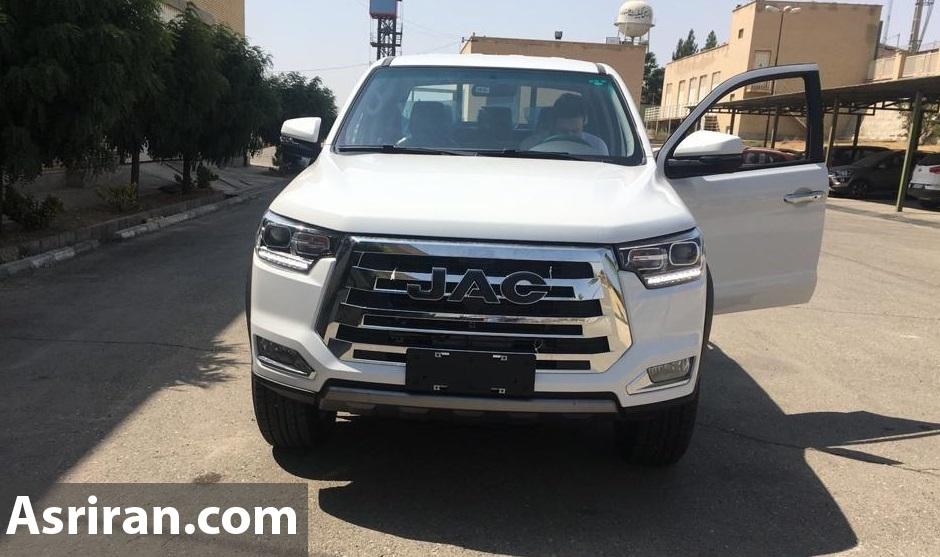 حضور یک پیکاپ جدید در بازار خودرو ایران؟ (+عکس)