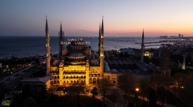 ماه رمضان کرونا مساجد خالی