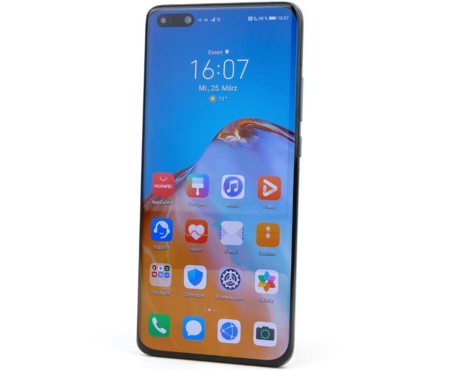 بررسی قابلیتهای نمایشگر گوشی Huawei P40 Pro