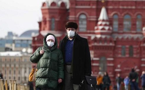 آمار مبتلایان به کرونا در روسیه از چین پیشی گرفت