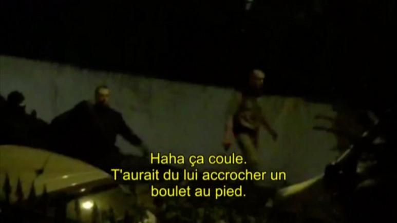 تعلیق ۲ مأمور پلیس فرانسه به دلیل توهین نژادپرستانه