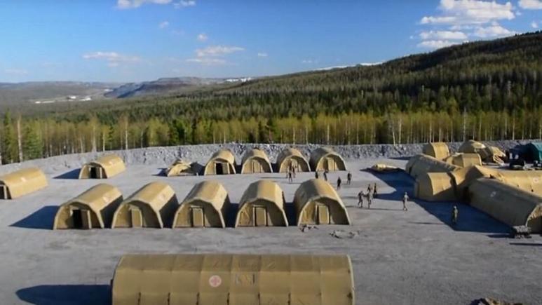شیوع کرونا در معدن طلای روسیه